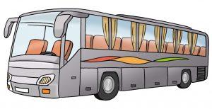Bild von einem Bus